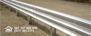 Harga Guardrail Jalan Per Meter 2019 Murah Ready Tebal 4,5mm