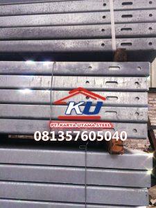 Jual Guardrail Pembatas Jalan Harga Termurah di Surabaya